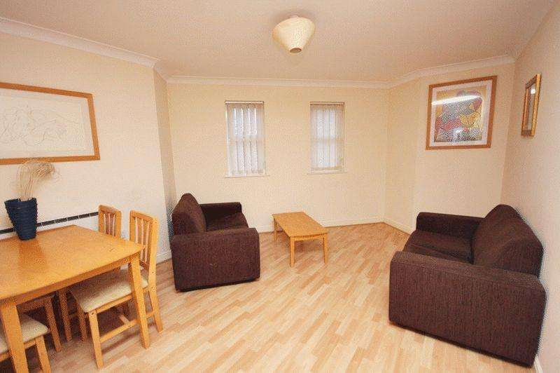 2 Bedrooms Apartment Flat for sale in Hadfield Close, Manchester