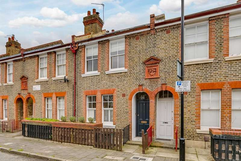 4 Bedrooms Terraced House for sale in April Street, London E8
