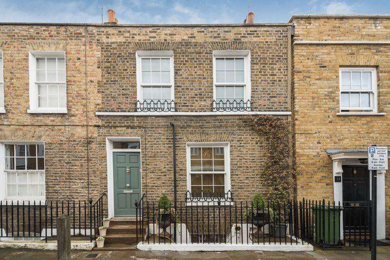 3 Bedrooms Terraced House for sale in King George Street, Greenwich, SE10