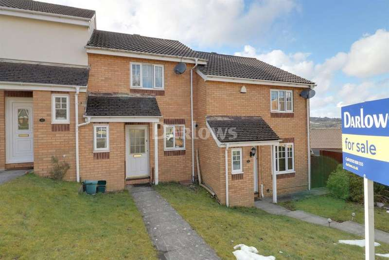 2 Bedrooms Terraced House for sale in Fford Erw, Castle View