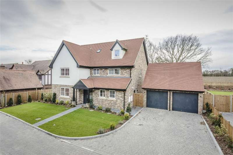 6 Bedrooms Detached House for sale in Millers View, MUCH HADHAM, Hertfordshire