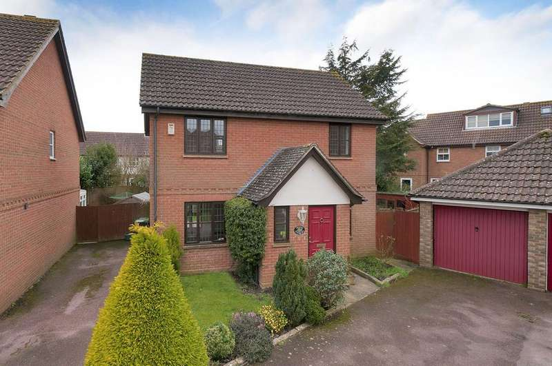 3 Bedrooms Detached House for sale in Garden Way, Kings Hill