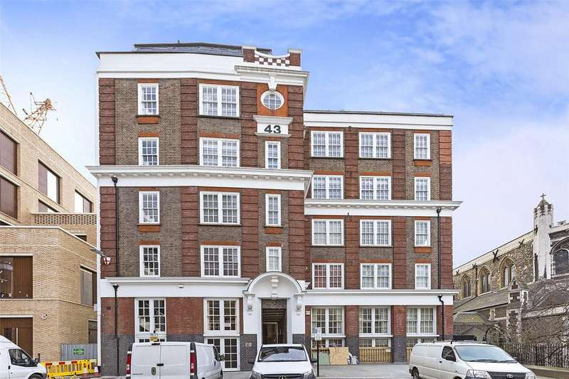 2 Bedrooms Flat for rent in Bartholomew Close, London, EC1A