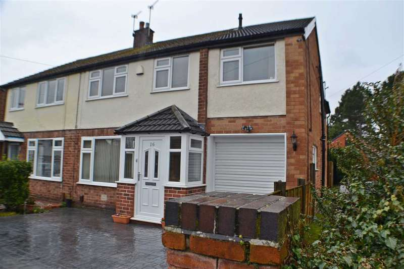 5 Bedrooms Semi Detached House for sale in Hillside Grove, Penketh, Warrington