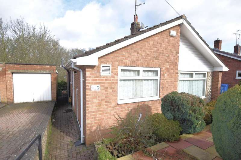 3 Bedrooms Detached Bungalow for sale in Pinewood Drive, Scarborough, North Yorkshire YO12 5JP