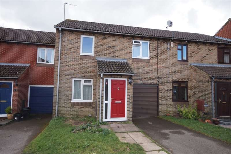 3 Bedrooms Terraced House for sale in Harrington Close, Lower Earley, READING, Berkshire