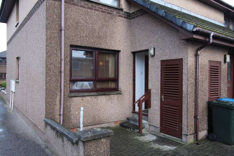 1 Bedroom Flat for sale in Joss Street, Invergordon, IV18