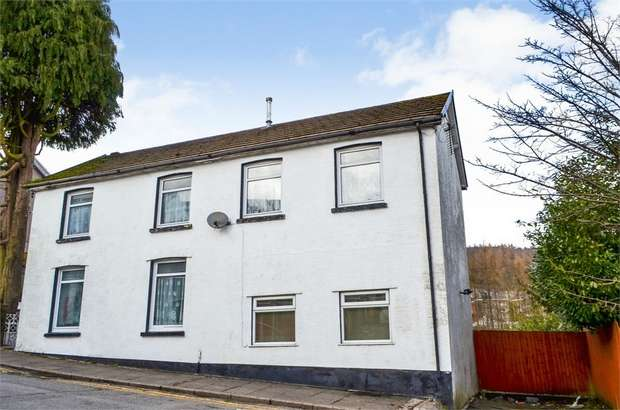 4 Bedrooms Detached House for sale in Gilfach Road, Tonypandy, Mid Glamorgan