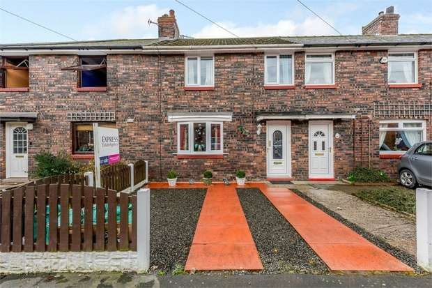 3 Bedrooms Terraced House for sale in Henderson Road, Carlisle, Cumbria