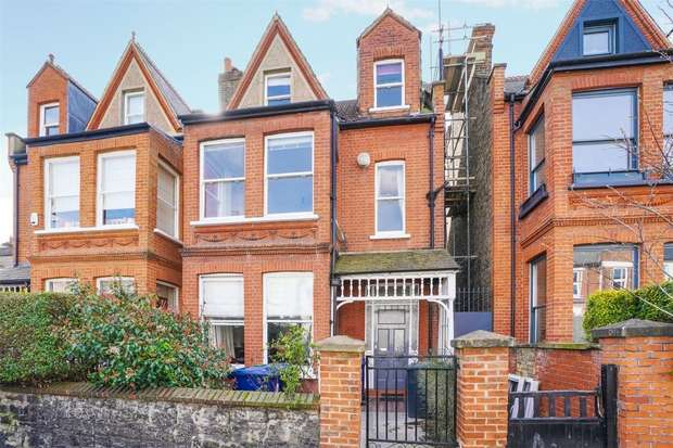 6 Bedrooms Detached House for sale in Baldwyn Gardens, Acton