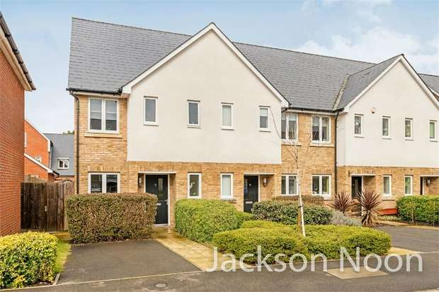 2 Bedrooms Semi Detached House for sale in Parkview Way, Epsom