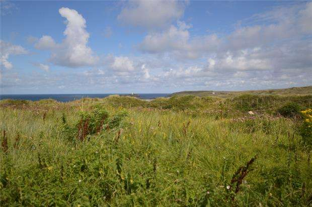 3 Bedrooms Detached Bungalow for sale in Gwithian Towans, Gwithian, Hayle, Cornwall