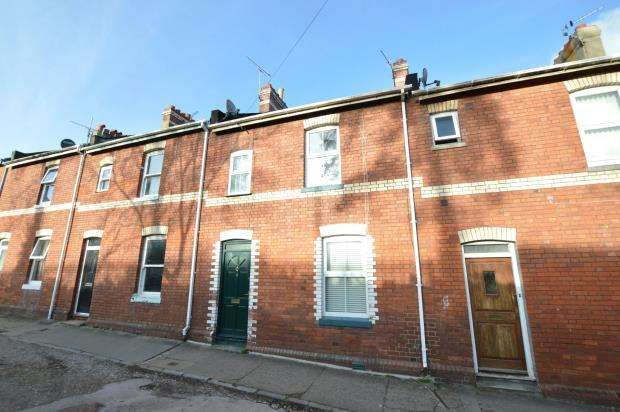 4 Bedrooms Terraced House for sale in Pollyblank Road, Newton Abbot, Devon