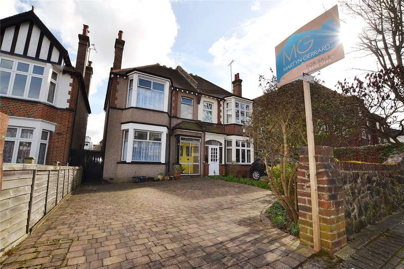 4 Bedrooms Semi Detached House for sale in Leicester Road, Barnet, Hertfordshire, EN5