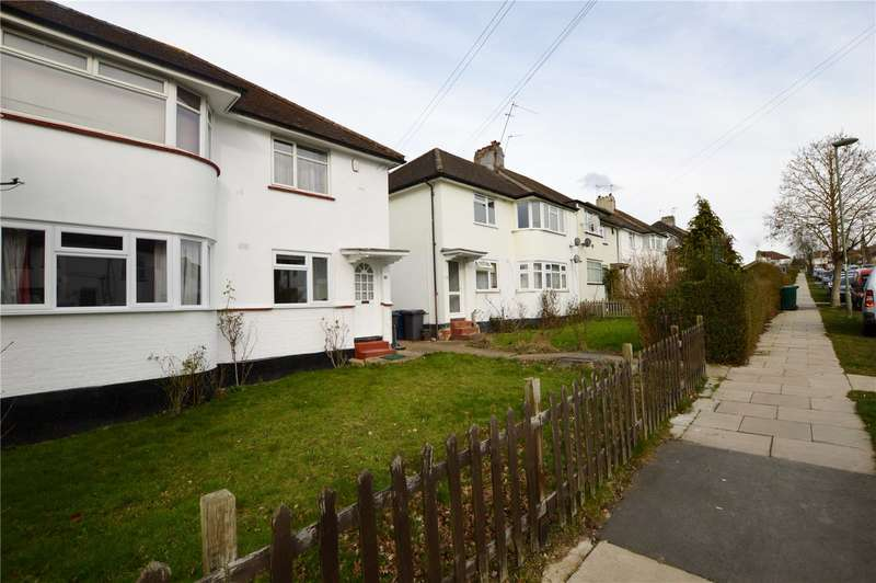 2 Bedrooms Apartment Flat for sale in Westmere Drive, Mill Hill, London, NW7