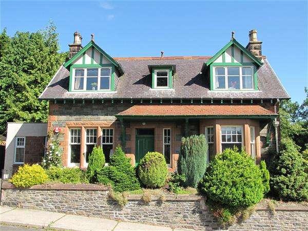 4 Bedrooms Detached House for rent in Tarndale, Dean Street, Galashiels