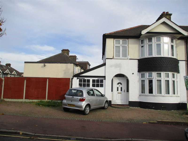 3 Bedrooms Semi Detached House for sale in Melford Avenue, Barking, BARKING