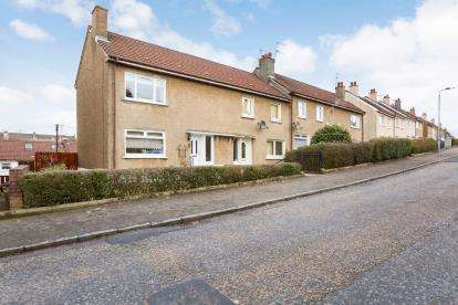 2 Bedrooms House for sale in Ivanhoe Road, Paisley