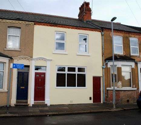 3 Bedrooms Terraced House for sale in St Davids Road, Kingsthorpe, Northampton NN2 7QJ