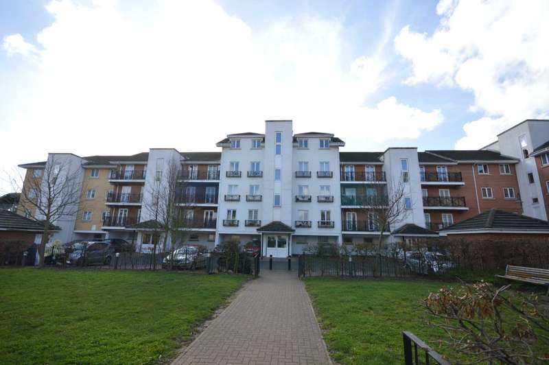 2 Bedrooms Flat for sale in Hermitage Close, Abbey Wood
