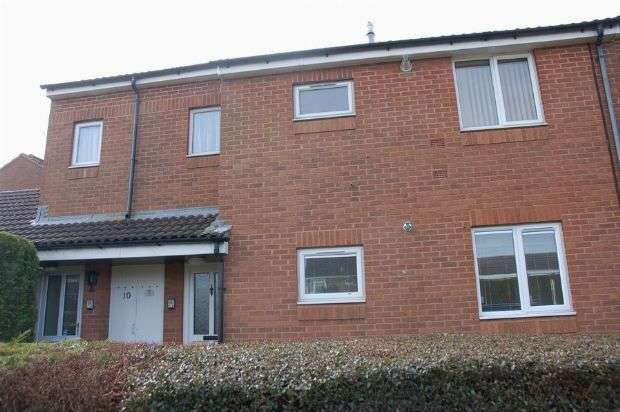 2 Bedrooms Flat for sale in Manning Court, Moulton, Northampton NN3 7HE