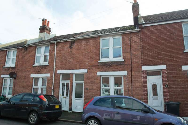 2 Bedrooms Terraced House for sale in Hoad Road, Eastbourne
