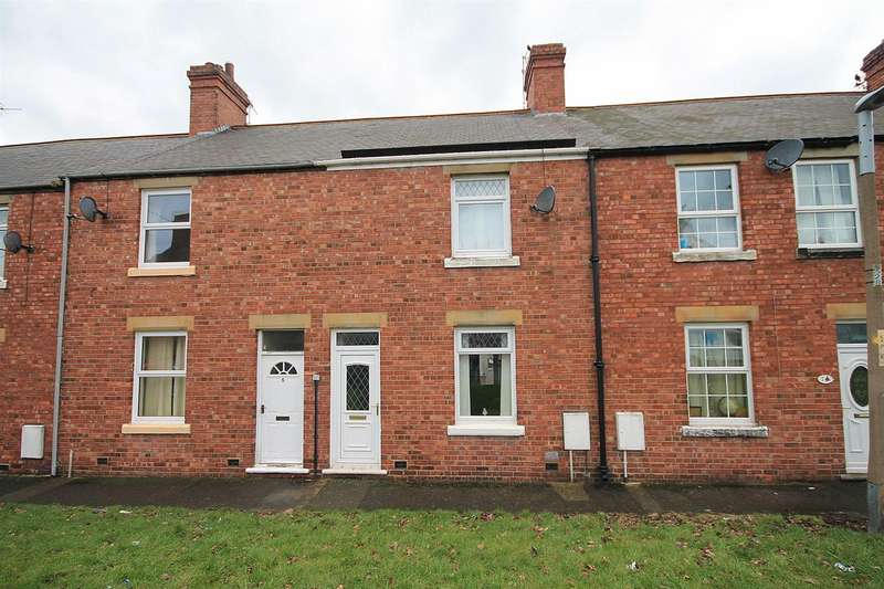 2 Bedrooms Terraced House for sale in Dale Street, Langley Park, Durham