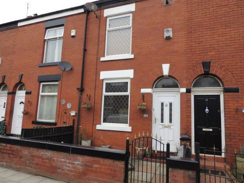 2 Bedrooms Terraced House for sale in Droylsden Road, Audenshaw, Manchester