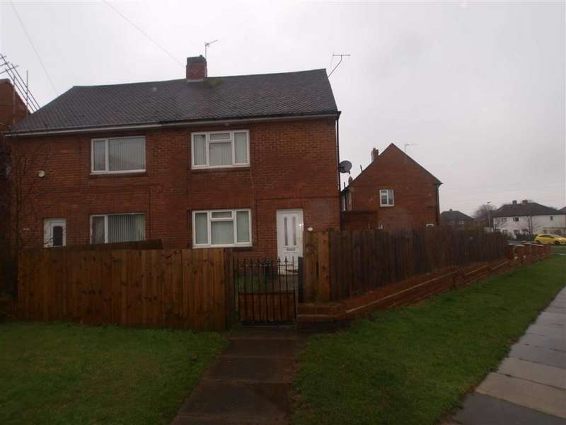 2 Bedrooms Semi Detached House for rent in Cambo Drive, Cramlington