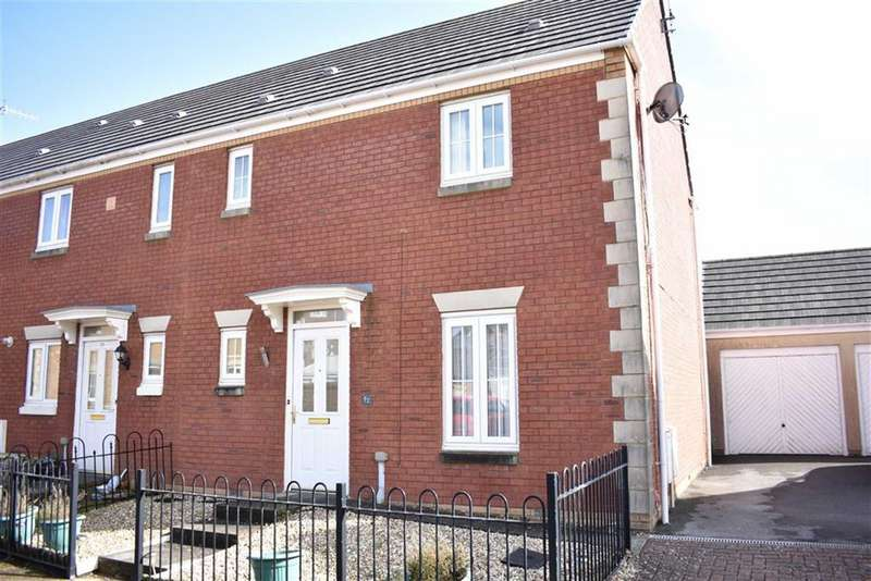 3 Bedrooms End Of Terrace House for sale in Six Mills Avenue, Gorseinon