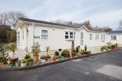 3 Bedrooms Park Home Mobile Home for sale in Upton Glen Park, Dorchester