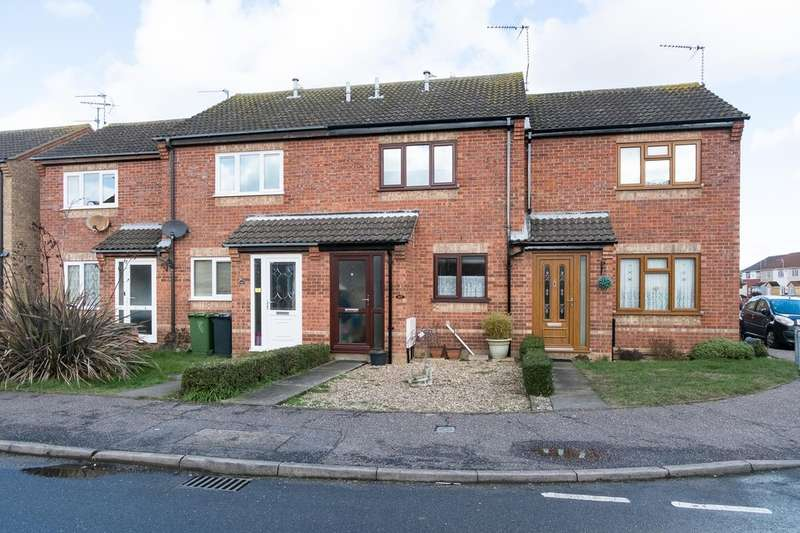 2 Bedrooms Terraced House for rent in Webster Way, Caister-On-Sea