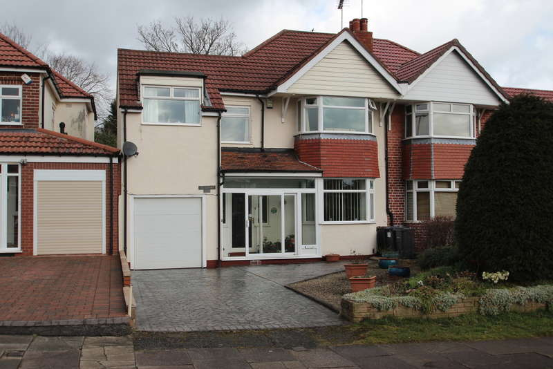 4 Bedrooms Semi Detached House for sale in Quinton Road, Harborne