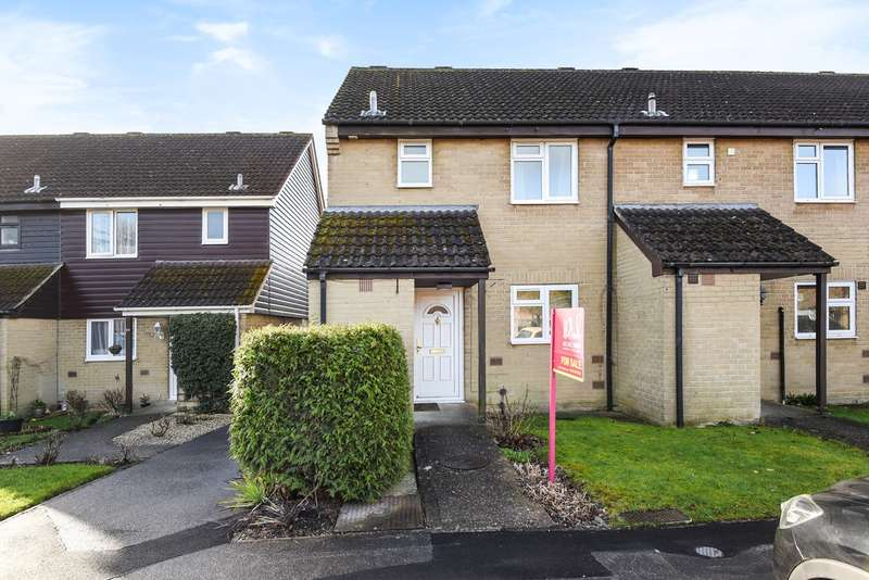 3 Bedrooms End Of Terrace House for sale in Roycroft Lane, FINCHAMPSTEAD, RG40