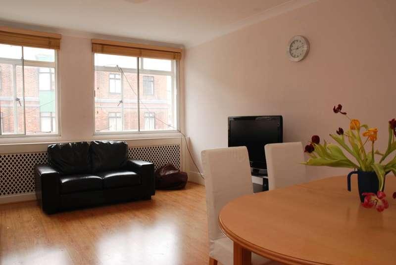 3 Bedrooms Flat for sale in Upper Berkeley Street, Marylebone, W1H