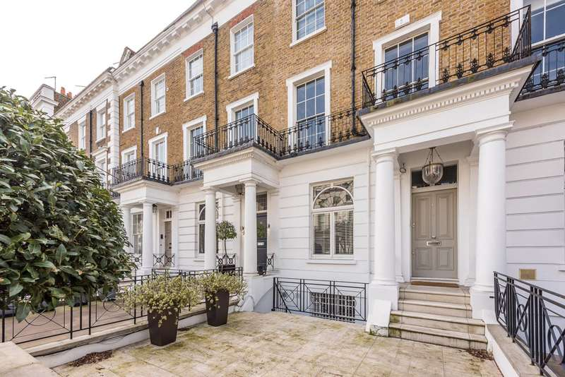 5 Bedrooms House for sale in Drayton Gardens, Chelsea, SW10