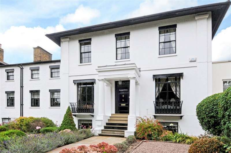 7 Bedrooms Terraced House for sale in Clarence Crescent, Windsor, Berkshire, SL4