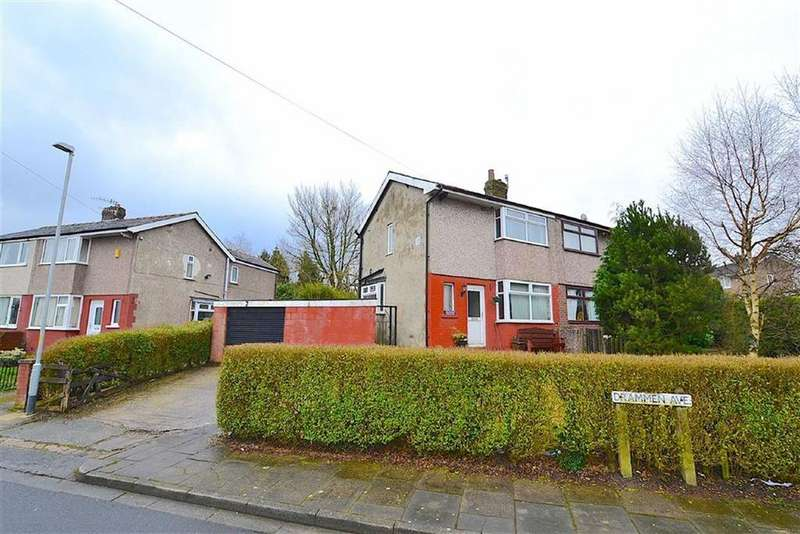 2 Bedrooms Semi Detached House for sale in Drammen Avenue, Burnley, Lancashire