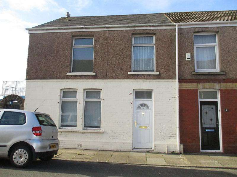 3 Bedrooms End Of Terrace House for sale in Clarice Street, Aberavon, Port Talbot, Neath Port Talbot.