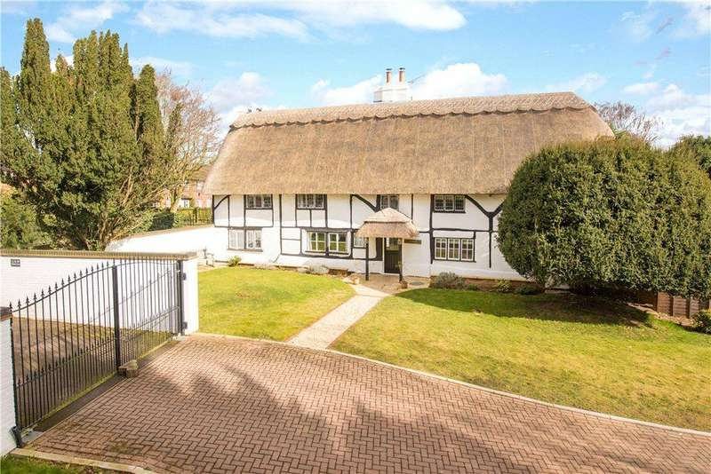 4 Bedrooms Unique Property for sale in Spring Lane, Great Horwood, Buckinghamshire
