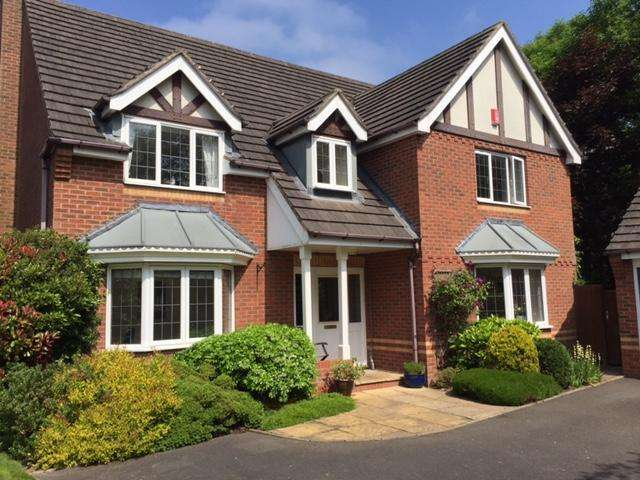 5 Bedrooms Detached House for sale in The Meadows, Brewood ST19
