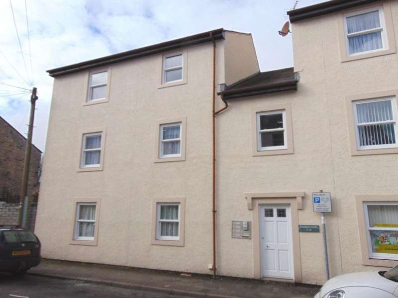 2 Bedrooms Apartment Flat for rent in 5 Horsman Court, Cockermouth, Cumbria, CA13 0HQ