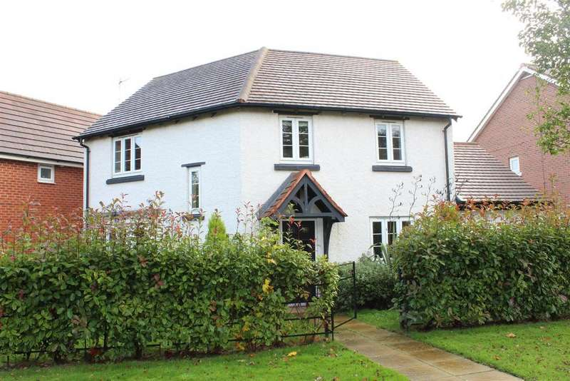 3 Bedrooms Detached House for sale in Rubys Walk, Fernwood, Newark