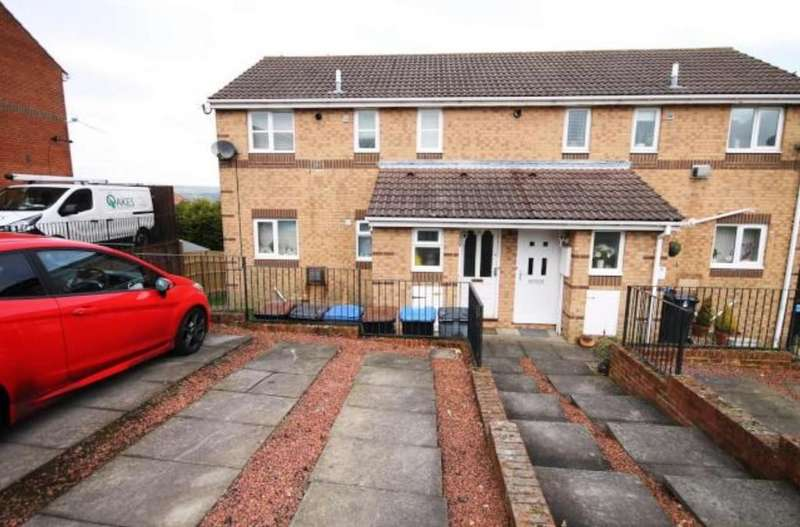 1 Bedroom Apartment Flat for sale in Penshaw View, Sacriston