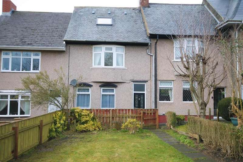 4 Bedrooms House for sale in Sedgefield Terrace, Fishburn, Stockton-On-Tees