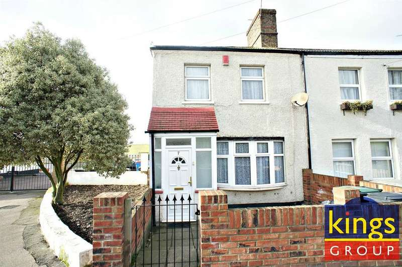 3 Bedrooms End Of Terrace House for sale in Sewardstone Road, London