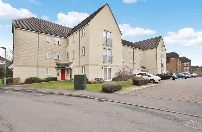 2 Bedrooms Apartment Flat for sale in Thornley Close, Abingdon