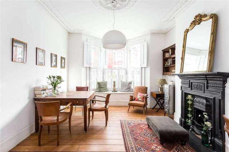 4 Bedrooms House for sale in Lausanne Road, Harringay, London, N8