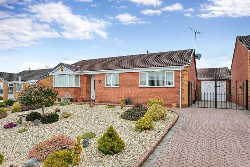 3 Bedrooms Detached Bungalow for sale in Minton Pastures, Forest Town