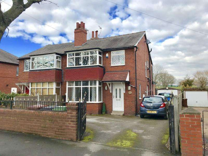 3 Bedrooms Semi Detached House for sale in FOUNDRY LANE, LEEDS, LS9 6RE